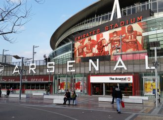 Arsenal installs battery system that can power Emirates Stadium for a 90-minute match