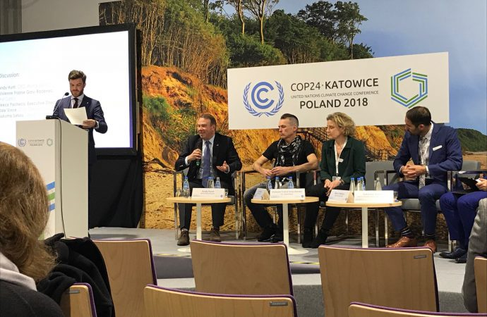 COP24: Influential sports organisations come together to commit to climate action framework