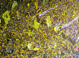 19-year-old fan inspires Borussia Dortmund to introduce returnable beakers