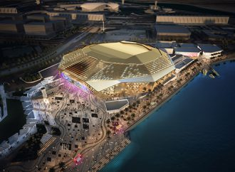 Recognition for passively designed Abu Dhabi sports hub