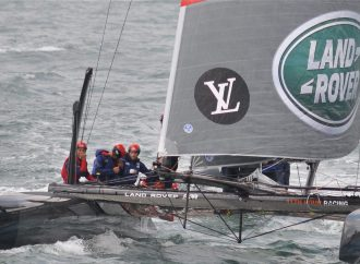Ben Ainslie racing team splits with sustainability partner