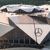 How Atlanta's flood problem inspired the Mercedes-Benz Stadium to hit LEED Platinum