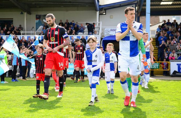 Bristol Rovers aims to eradicate plastic before the start of the season