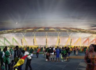 Sustainable legacy the goal for Cameroon's minimalist sports complex