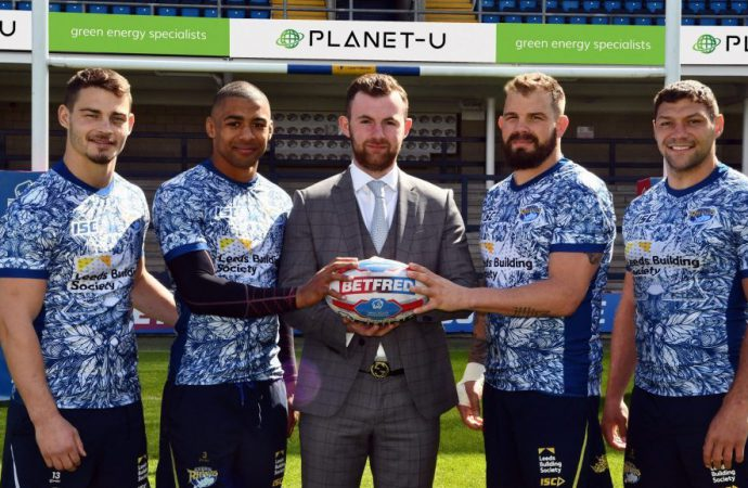 Leeds Rhinos secure green energy partnership