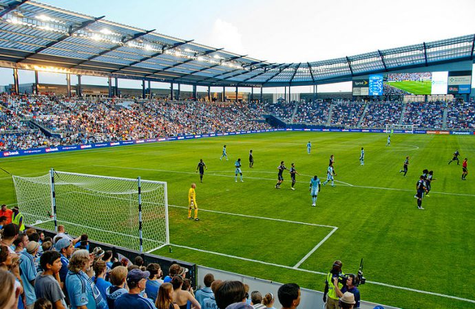 Sporting Kansas City rallies against food waste
