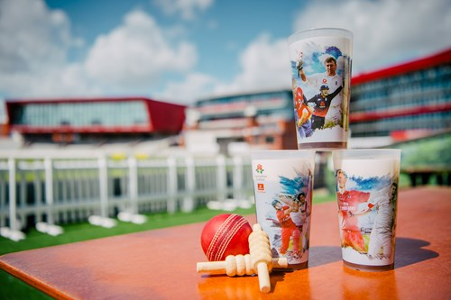 Old Trafford turns to reusable cups ahead of 2019 Cricket World Cup