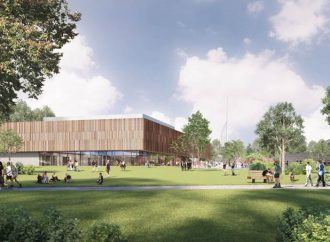 UK's 'greenest' sports centre plan approved