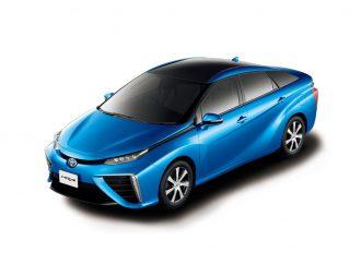 Toyota unveils zero-emissions vehicle fleet for Tokyo 2020 Games