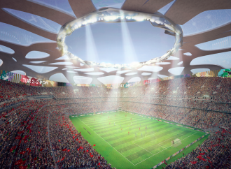 Wind-powered stadiums and 10 million trees: How AFL Architects is putting environmental stewardship at the heart of Turkey's Euro 2024 bid