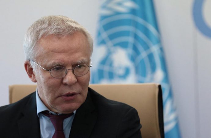 "Viacheslav Fetisov: ""No one will benefit from climate change – everyone will suffer"""