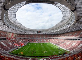Green building certification for all World Cup 2018 venues