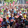 The challenge of hosting a sustainable marathon