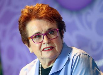 Billie Jean King and USTA recognised for green sports leadership