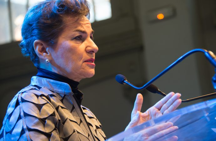 Former UNFCCC executive secretary encourages IOC to adopt a more radical climate change approach