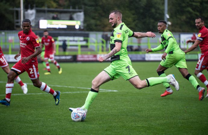 Has sustainability given Forest Green Rovers a competitive edge on the pitch?