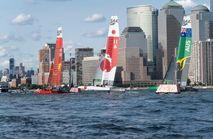 World Sailing establishes mandatory Sustainability Charter for special events