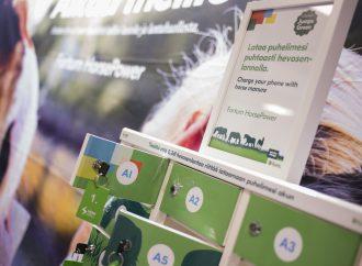 Manure powers Helsinki International Horse Show