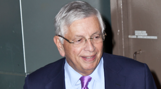 David Stern: A tribute to a green sports champion