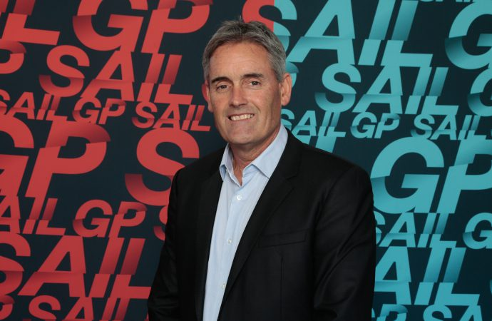 Sir Russell Coutts: I want SailGP to be carbon neutral before 2025