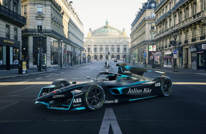 Formula E reveals updated Gen2 car