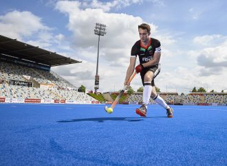 Innovation: Tokyo 2020's carbon capturing, bio-plastic hockey pitches