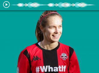 PODCAST: Footballer Katie Rood on the environmental and athletic benefits of going vegan