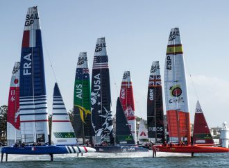 SailGP driving coastal city regeneration and sustainable development