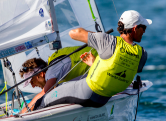 World Sailing's award-winning sustainability journey