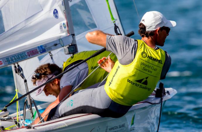 World Sailing's award-winning sustainability journey
