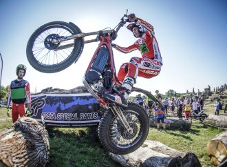 Accelerating sustainability through motorcycle sport